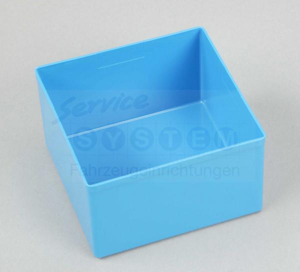 KB Kunststoffeinsatzboxen 3-63 blau