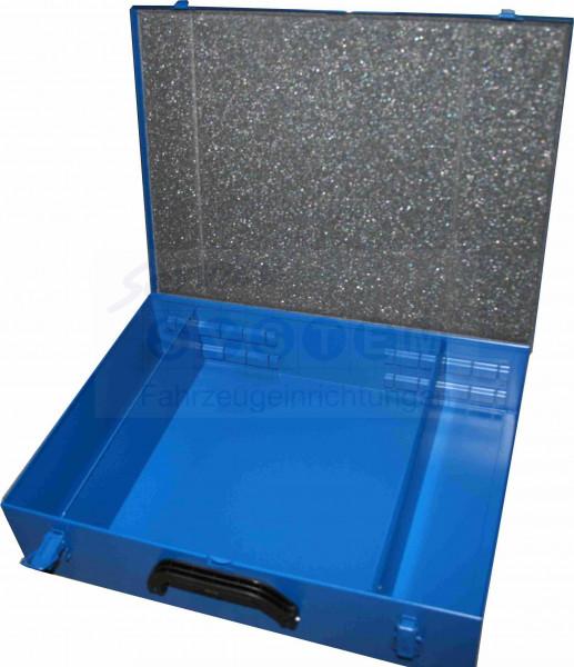 SKS Sortimentskoffer mit Trennblechen SK130