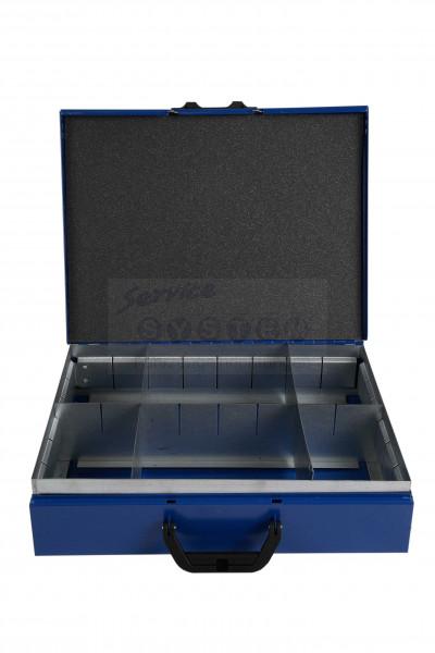 SKS-N Sortimentskoffer mit Trennbleche SKS-N-100