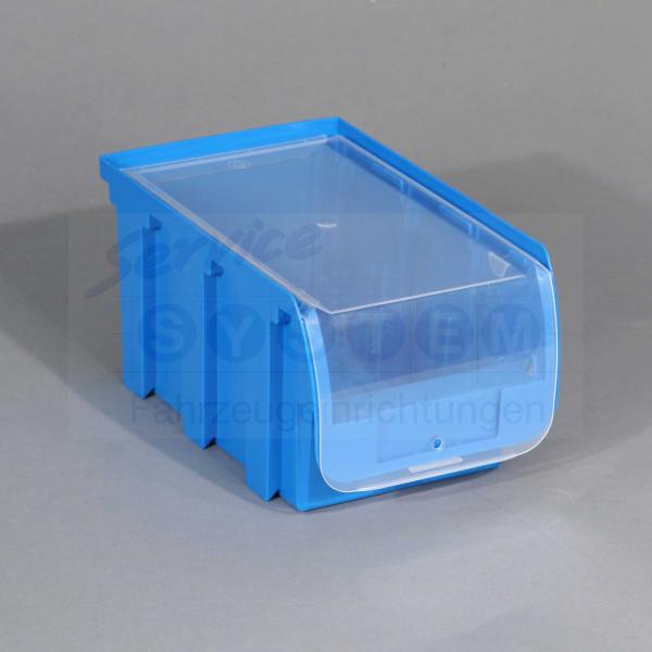 Staubdeckel für SB Compact 3-260, transparent