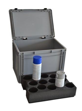 Eurobehälter Schaumstoffeinlage ohne Box