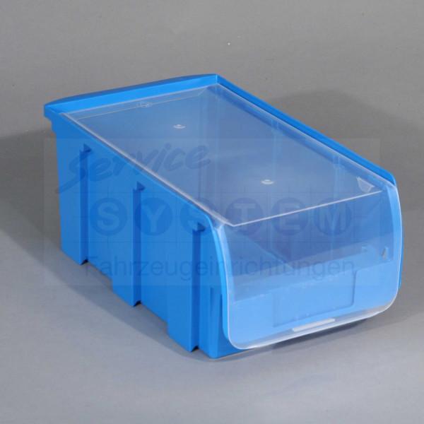 Staubdeckel für SB Compact 4-360, transparent