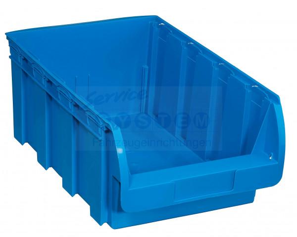 SB Stapelsichtboxen aus PP Compact 5-460 blau