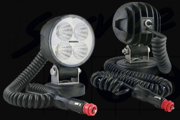 Arbeitsscheinwerfer mit Magnetfuß LED