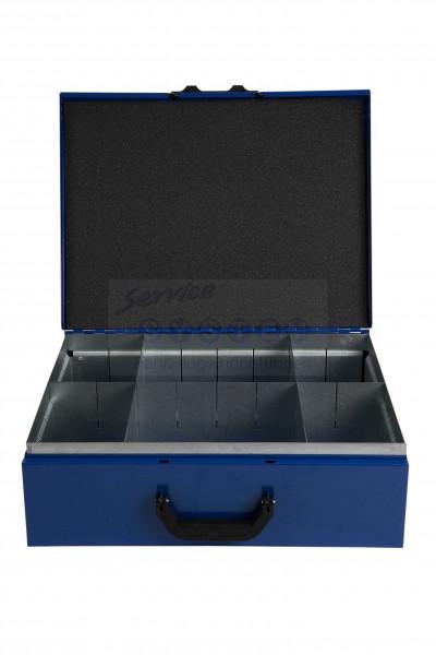 SKS-N Sortimentskoffer mit Trennbleche SKS-N-170-0