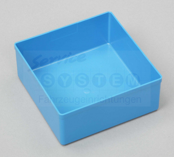 KB Kunststoffeinsatzboxen 3-45 blau