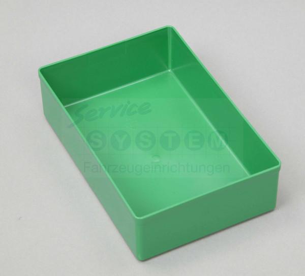 KB Kunststoffeinsatzboxen 4-45 grün