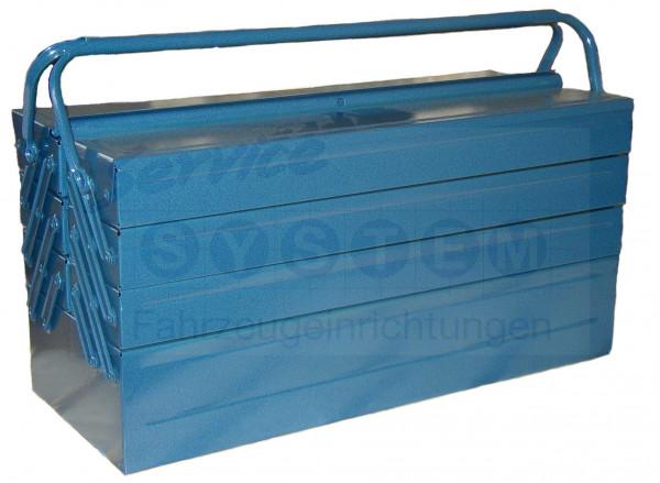 Stahlblech-Werkzeugkasten Typ 103S