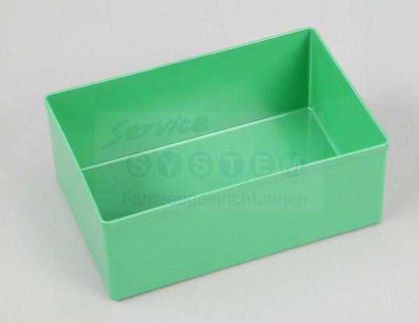 KB Kunststoffeinsatzboxen 4-63 grün