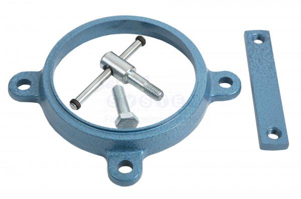 Drehteller SR-D125 für Schraubstock